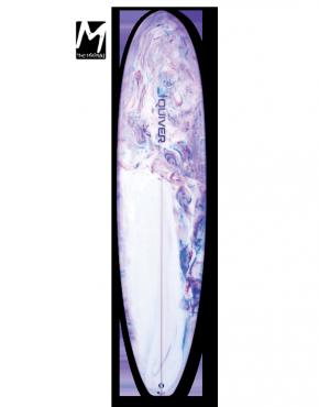 Minimal Quiver Surfboard