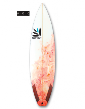 WOC Quiver Surfboard
