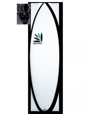 Bumble Bart Quiver Surfboard Q-Tech 4