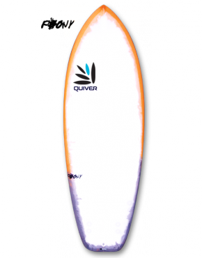 Fony II Quiver Surfboard Q-Tech 4