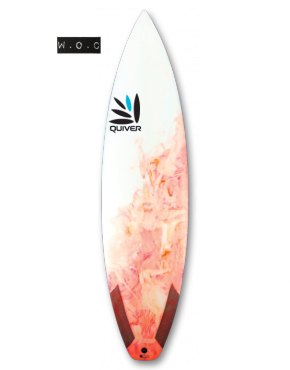 WOC Quiver Surfboard Q-Tech 4