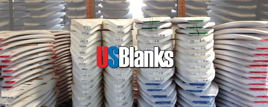 US Blanks - Blanks in showroom image